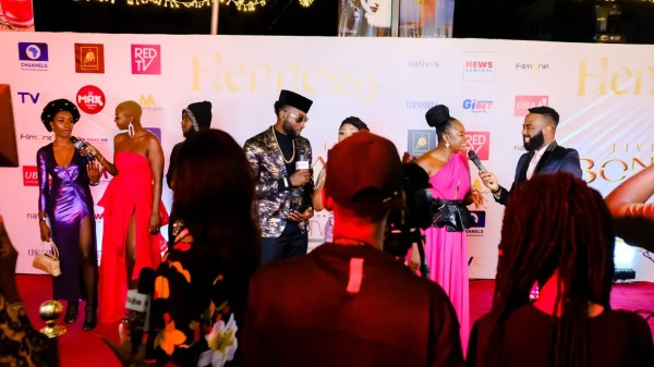 The Most Star Studded Red Carpet Ever- Nollywood Royalty At Its Finest - Living In Bondage Premieres In Filmhouse Lekki 10