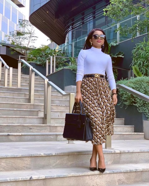 9 to 5 chic: Flirt in Skirts This Week 5