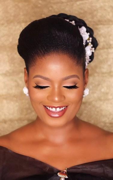 BEAUTY Q & A Of Edith Amawo Head Makeup Artist Belapro31 3