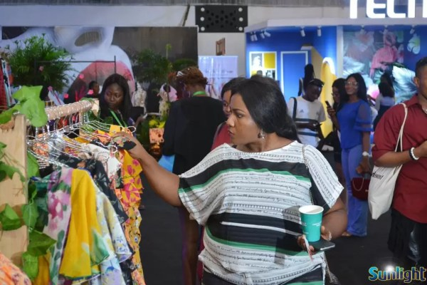 The Sunlight Collection Was A Hit At The Lagos Fashion Week 2019 2