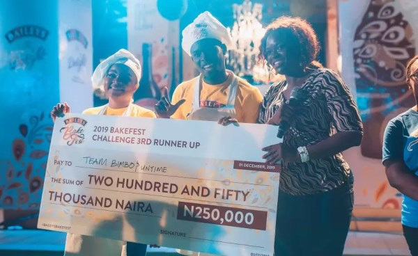 BAILEYS BAKEFEST 3: TEAM TIMIKOKS WINS BATTLE OF THE SWEET AND THE SAVOURY 8