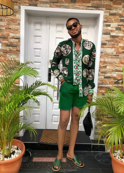 Style Q&A of Kelvin Audu Fashion Stylist and Influencer 3
