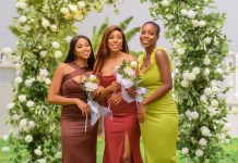 "Bridesmaids Inc Debuts ""Whimsical Romance"""