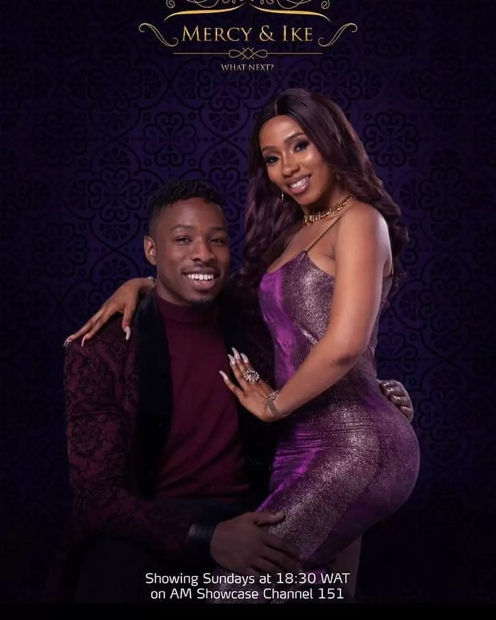 Mercy And Ike - BBNaija Stars Set To Launch Their Own Reality TV Show! 1