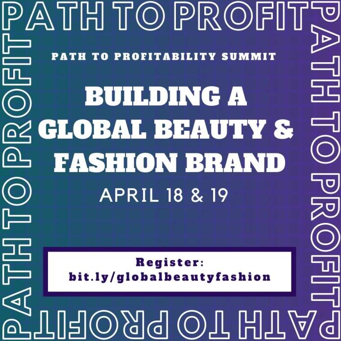 Build a Global Beauty & Fashion Brand