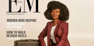 Exquisite Magazine May 2020 issue