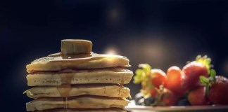 Learn To Make The Perfect Pancakes With Chef Jay