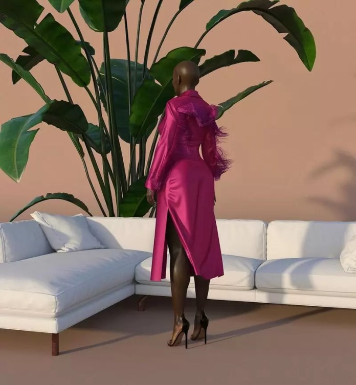 Hanifa Used 3D Models to Launch Its Latest Collection on Instagram Live - You have To Watch This. 1