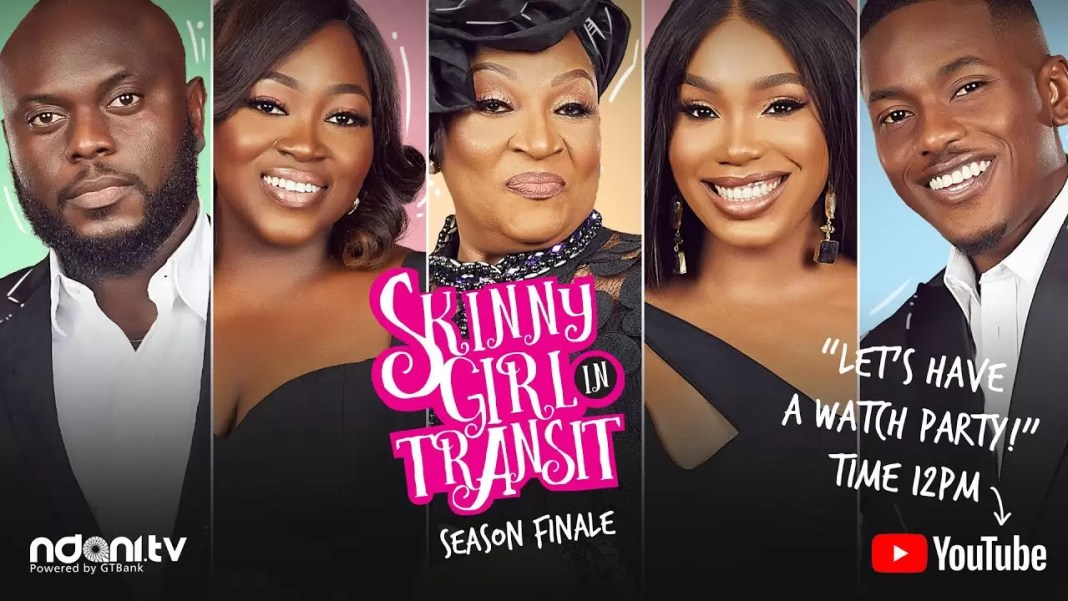 Skinny Girl in Transit finale