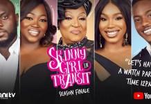 Skinny Girl in Transit finale