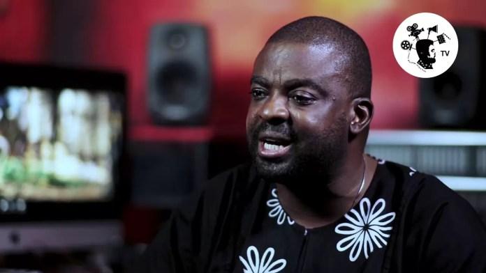 Kunle Afolayan Filmmaking