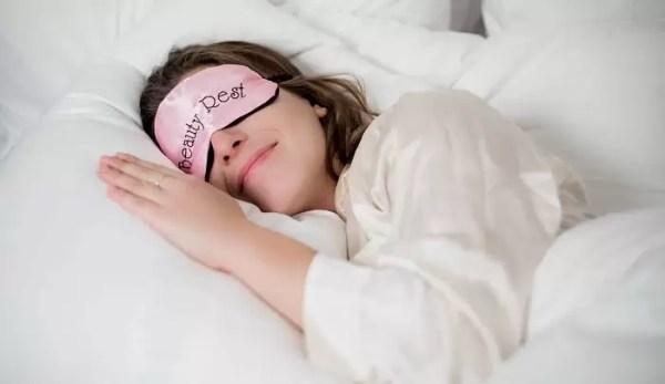 eight hour sleep