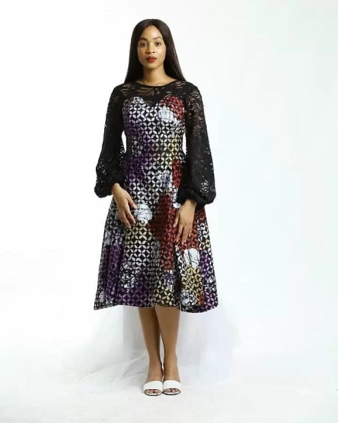 Funke Adepoju Emotions Look 1