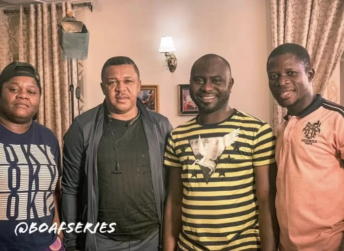 Birds Of A Feather - Segun Arinze, Francis Duru Star In New Television Series | WATCH TRAILER 1