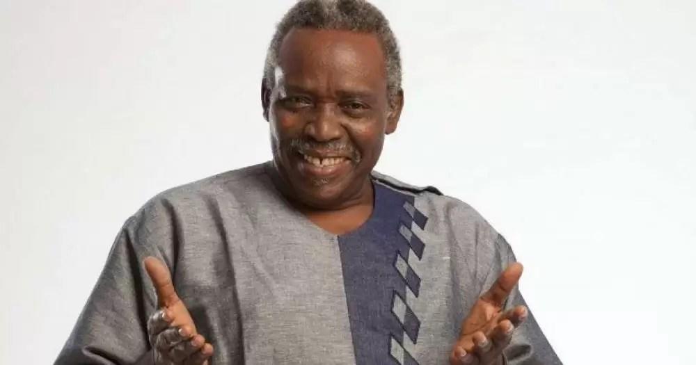 Olu Jacobs death