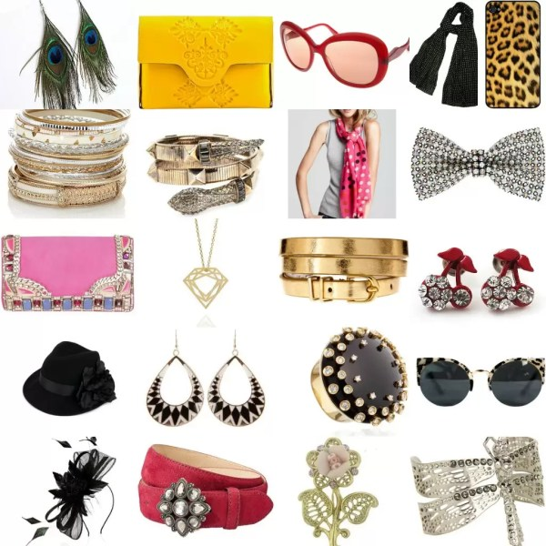 accessories without makeup