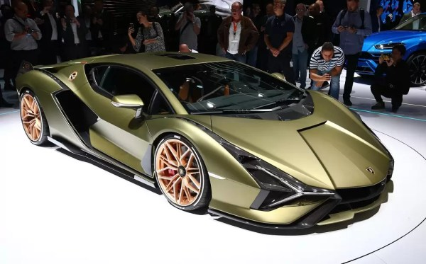 Lamborghini motor shows