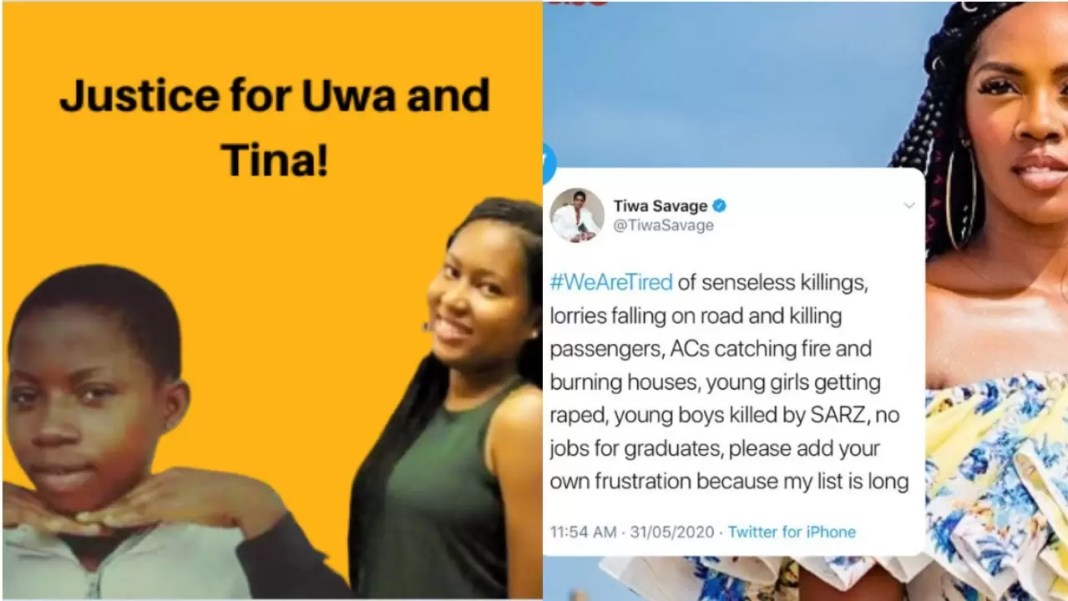 Justice for Uwa