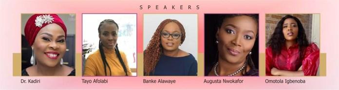 ELOY Awards Foundation webinar speakers