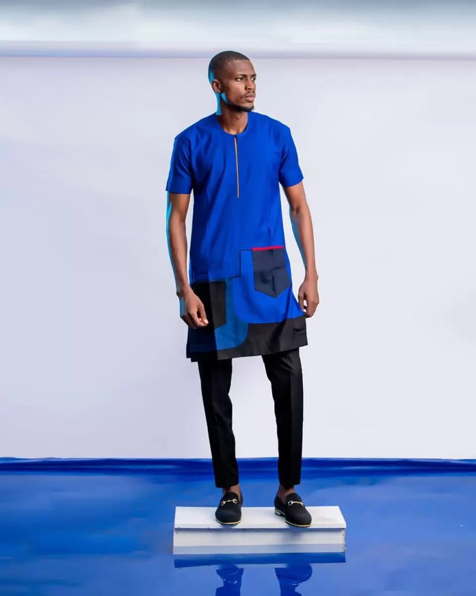 Check Out Zaddiz Clothing's New 2020 Collection, 'Metropolitan Monarch' 7
