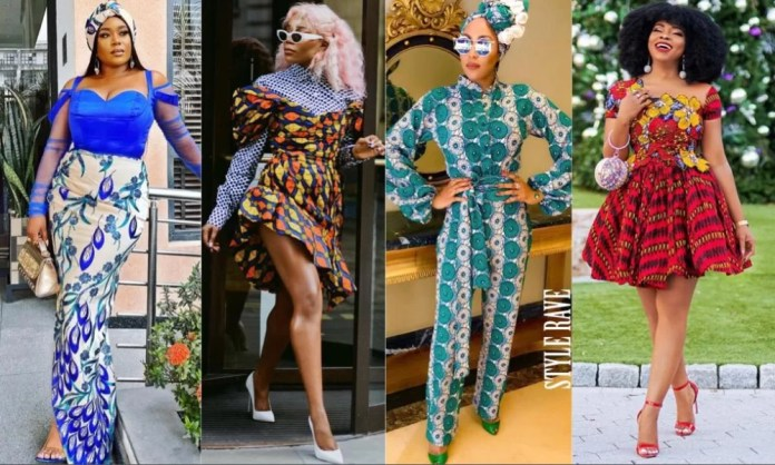 Ankara Styles For Women To Inspire You This Weekend 2