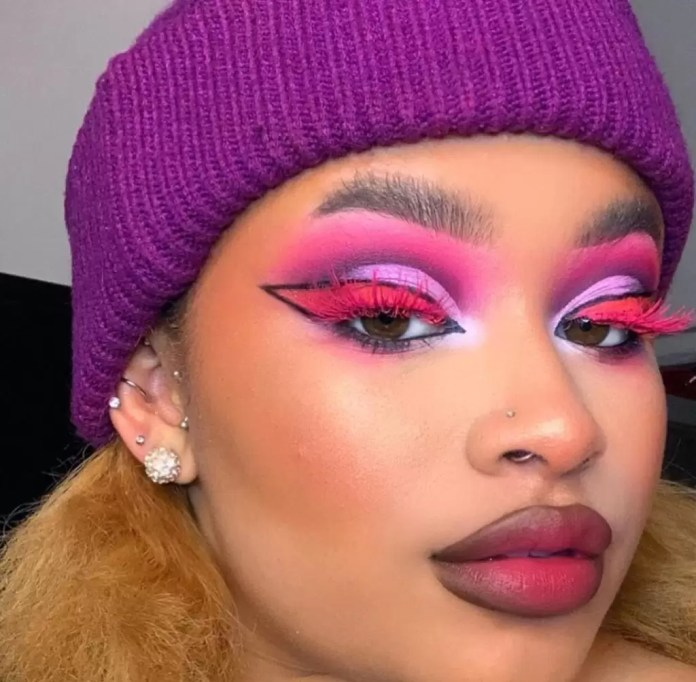 Coloured Eyelashes, Would You Try This Makeup Trend? | Focus On 2