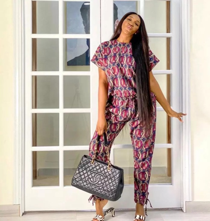 Idia Aisien, Slays On And Off Our TV | EM Fashion Crush 9