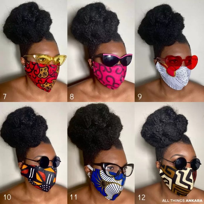 Stylish Face mask choices