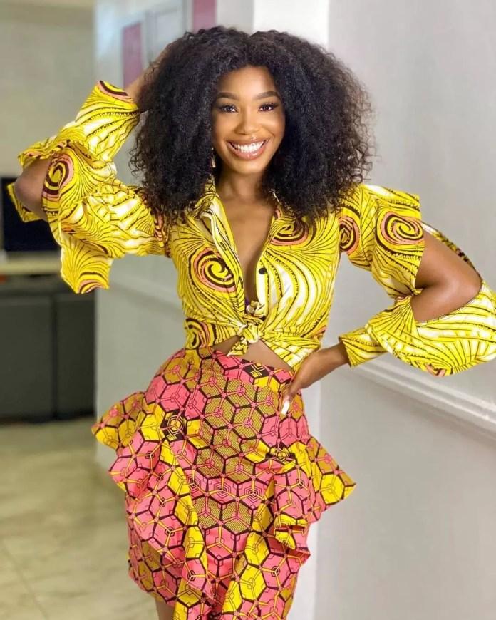 ANKARA STYLES: Featuring Bisola Aiyeola, CeeCee, Sharon Ooja, more 5