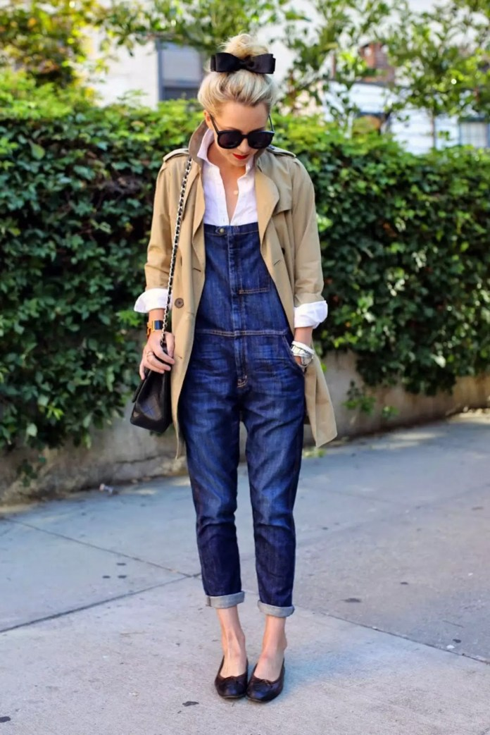 1 Shirt 5 Styles: Adrienne Houghton Shows Us How To Rock The White Shirt Style 3
