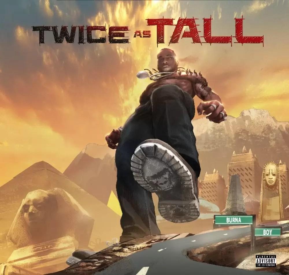 Twice as Tall