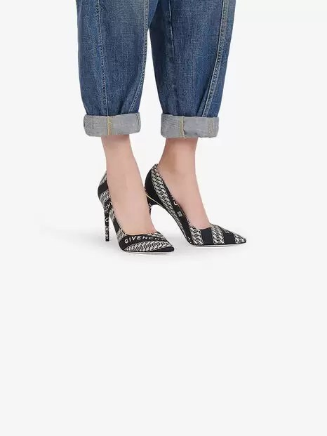 Let's Take A Sneak Peek Of Givenchy Heels | Feet Fetish 7