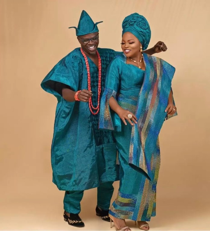 Funke Akindele And JJC Skillz Celebrated Their 4th Wedding Anniversary With These Lovely Photos 5