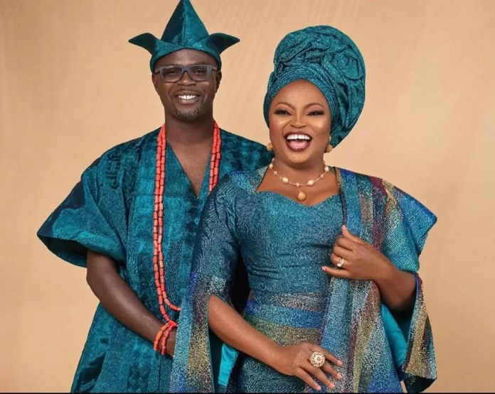 Funke Akindele And JJC Skillz Celebrated Their 4th Wedding Anniversary With These Lovely Photos 1