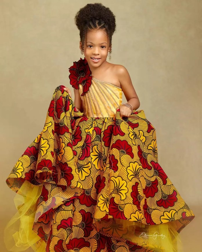 Anna Banner And Her Daughter Are All Glammed Up As She Turns Five Today 4