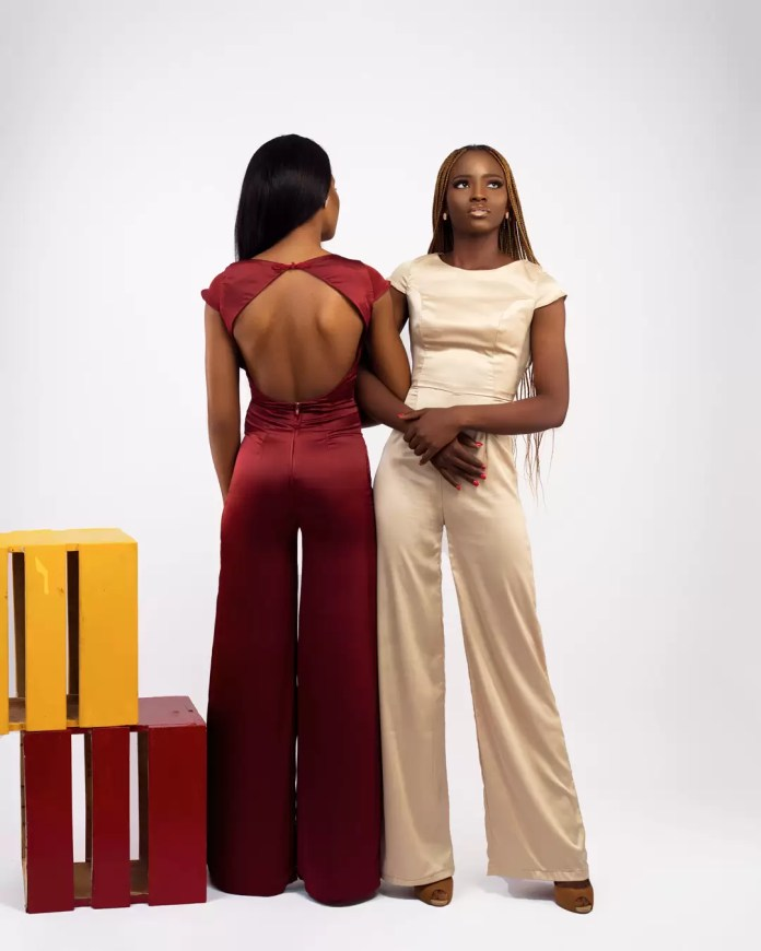 """Take A Look At Nita Robert's  SS20 tagged """"The Lujo Collection"""" 10"""