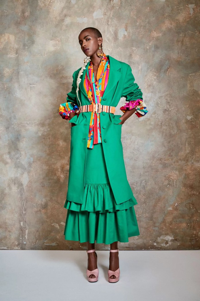 This Duro Olowu SS21 Collection Speaks To Both Our Eyes And Mind 5