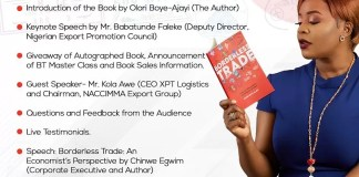 Borderless Trade Book Launch