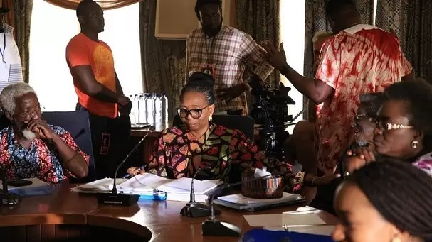 Ibukun Awosika, Firstbank's Chairman Stars In Citation – A Movie That Gives Voice To Victims Of Sexual Harrassment 1