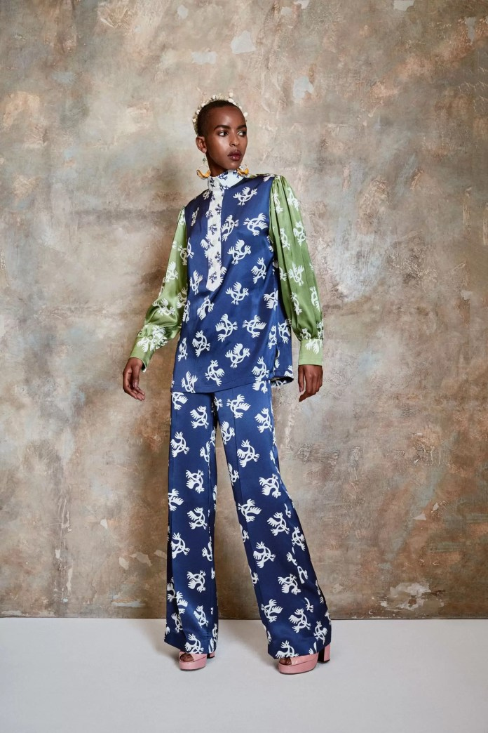 This Duro Olowu SS21 Collection Speaks To Both Our Eyes And Mind 7