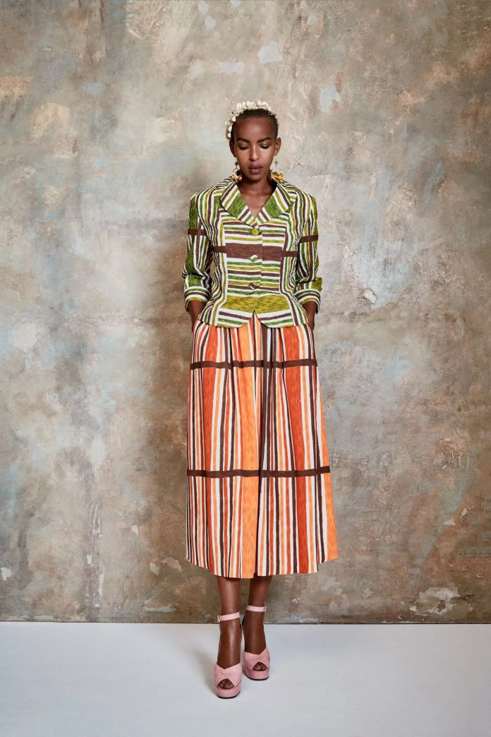 This Duro Olowu SS21 Collection Speaks To Both Our Eyes And Mind 8
