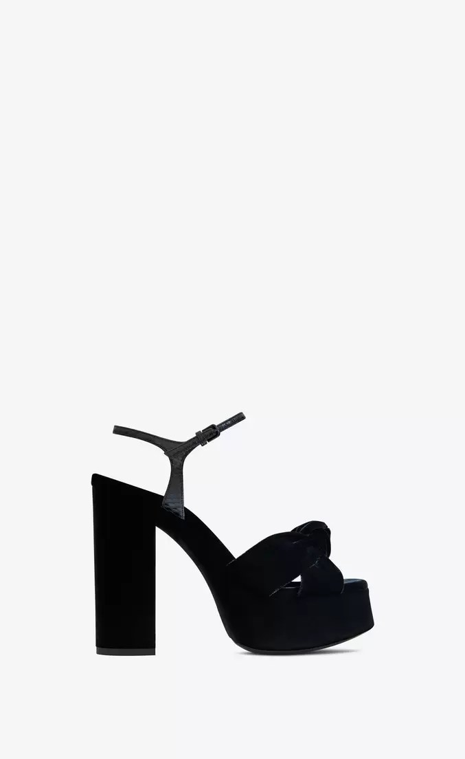 Let's Take A Look At Some Designer Shoes (YSL Women Collection) | Feet Fetish 1