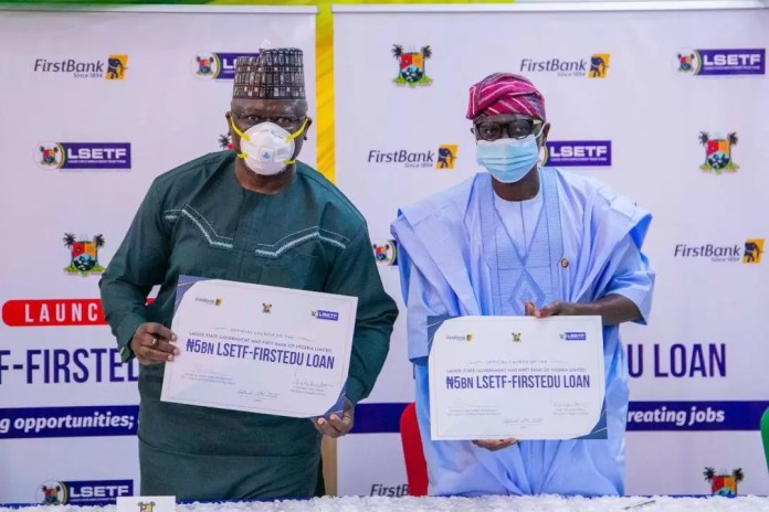 Firstbank Partners LSETF To Offer Funding At Attractive Interest Rate To Low-Cost Private Schools In Lagos State 2