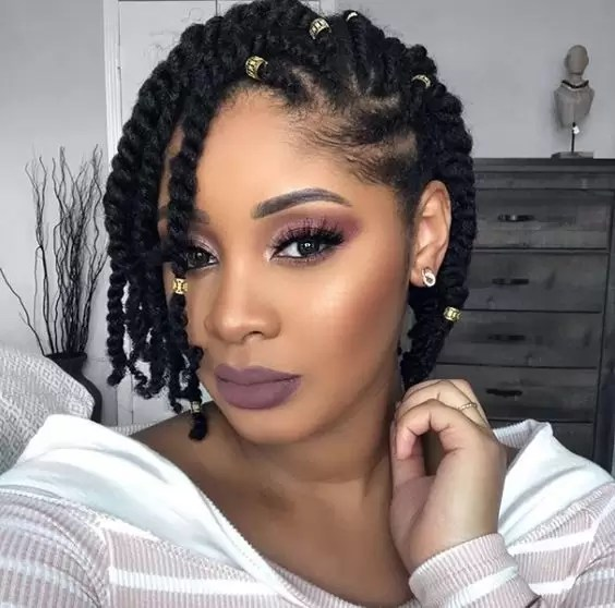 4 Easy Steps To Prep Your Hair For Braided Hairstyles 2