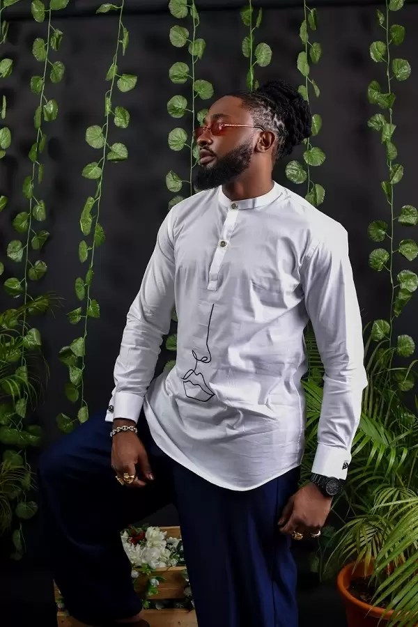 Uti Nwachukwu, Nelson Allison features in FreshbyDotun Latest Shirt Collection | EM Lookbook 7