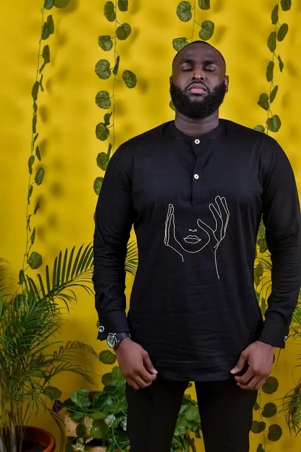 Uti Nwachukwu, Nelson Allison features in FreshbyDotun Latest Shirt Collection | EM Lookbook 1