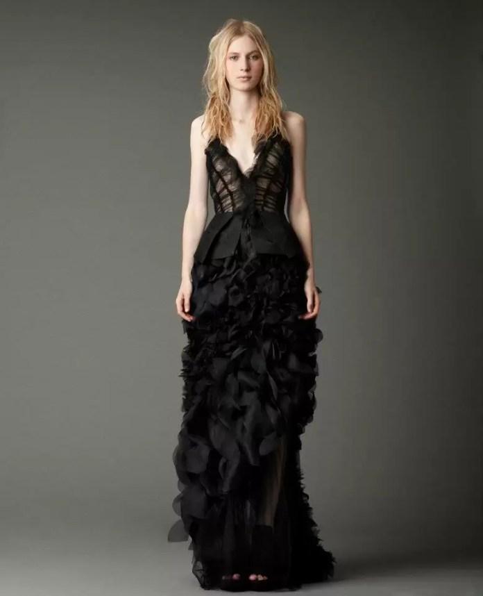 Black Wedding Dresses | EM Lookbook 2
