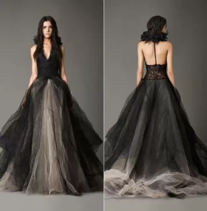 Black Wedding Dresses | EM Lookbook 4