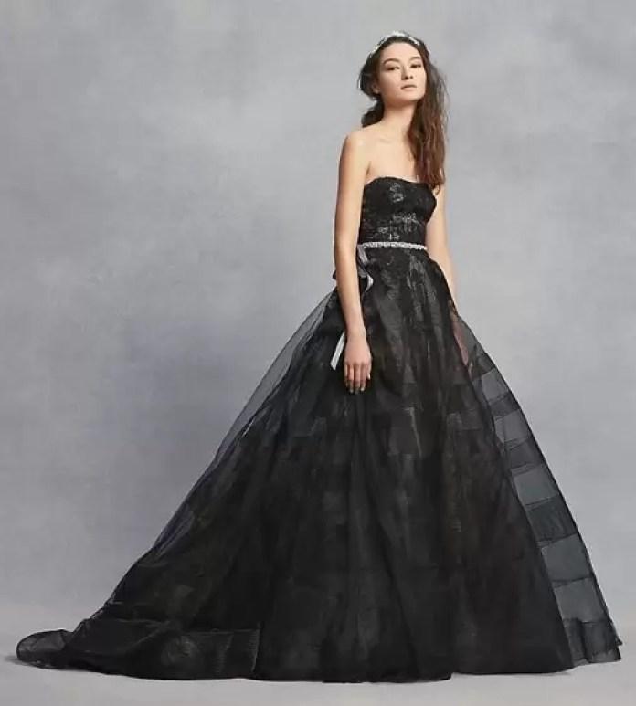 Black Wedding Dresses | EM Lookbook 3
