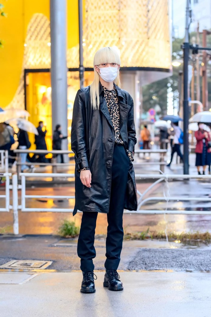 Some Street Style Awesomeness From Tokyo Fashion Week SS21 Just For You! 3